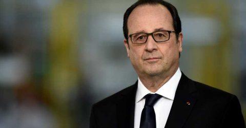 François Hollande, ancien Président de la France