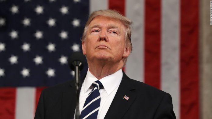 Donald Trump, 45ème Président des Etats-Unis
