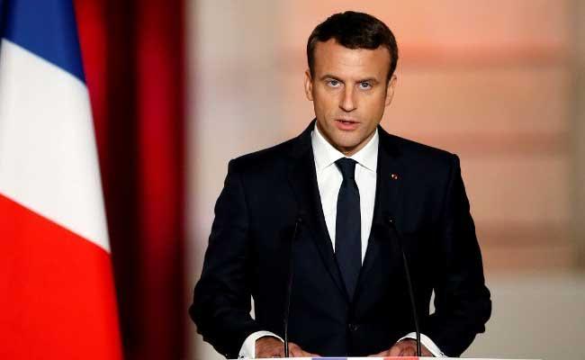 Macron a parlé de sa volonté de fonder une « vraie armée européenne » sur les ondes d'Europe 1.