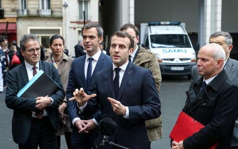 Perquisition Chez Buzyn Salomon Veran Et Philippe Une Veritable Comedie Pour Tuer La Colere Du Peuple Le Courrier Du Soir